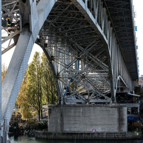 Granville Bridge Restoration